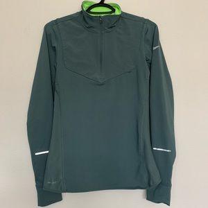 Nike Element Thermal Running Half-Zip Jacket SZ S